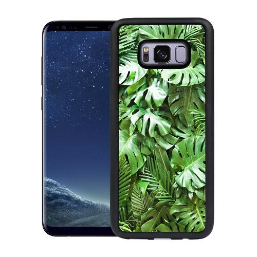 Samsung Galaxy S8 Plus Mobilskal Green Conditions