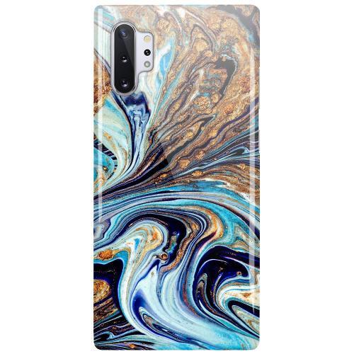 Samsung Galaxy Note 10 Plus LUX Mobilskal (Glansig) Timeslip
