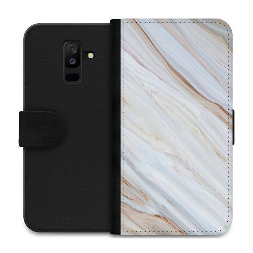 Samsung Galaxy A6 Plus (2018) Plånboksfodral Downstream