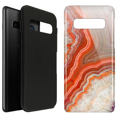 Samsung Galaxy S10 Plus LUX Duo Case Molten Dispersal
