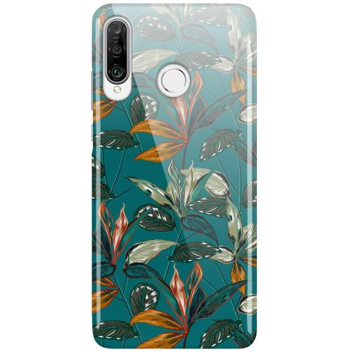 Huawei P30 Lite LUX Mobilskal (Glansig) Unknown Spaces