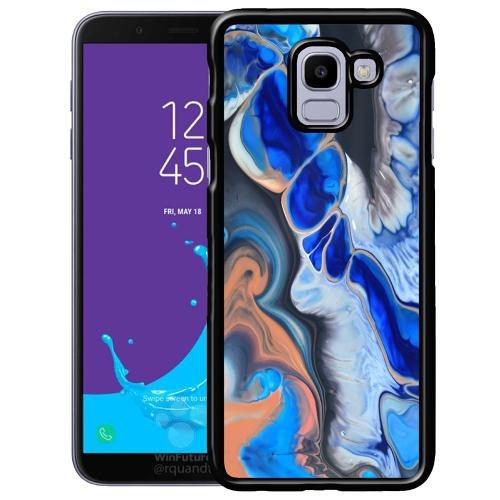 Samsung Galaxy J6 (2018) Mobilskal Pure Bliss