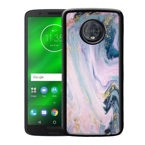 Motorola Moto G6 Plus Mobilskal Bubble Bath
