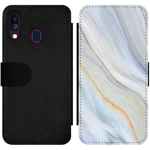 Samsung Galaxy A40 Wallet Slimcase Resting River