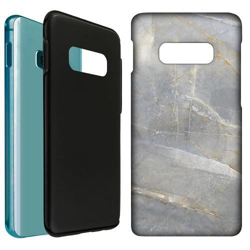 Samsung Galaxy S10e LUX Duo Case Coarse Stone