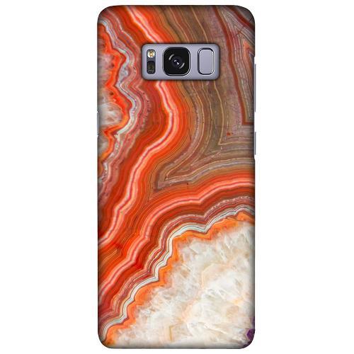 Samsung Galaxy S8 LUX Mobilskal (Matt) Molten Dispersal