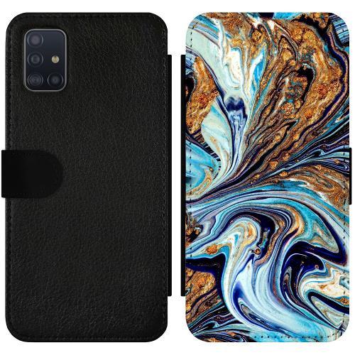 Samsung Galaxy A51 Wallet Slimcase Timeslip