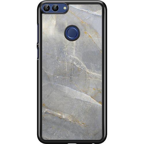 Huawei P Smart (2018) Hard Case (Black) Coarse Stone