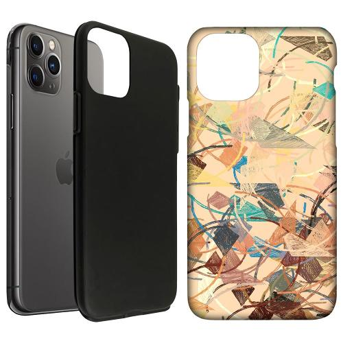 Apple iPhone 11 Pro LUX Duo Case Colourful Expectations