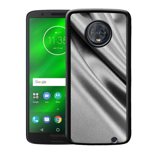 Motorola Moto G6 Plus Mobilskal Silken Slate