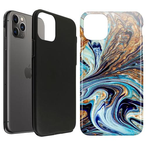 Apple iPhone 11 Pro Max LUX Duo Case Timeslip
