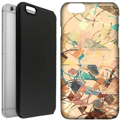 Apple iPhone 6 Plus / 6s Plus LUX Duo Case Colourful Expectations