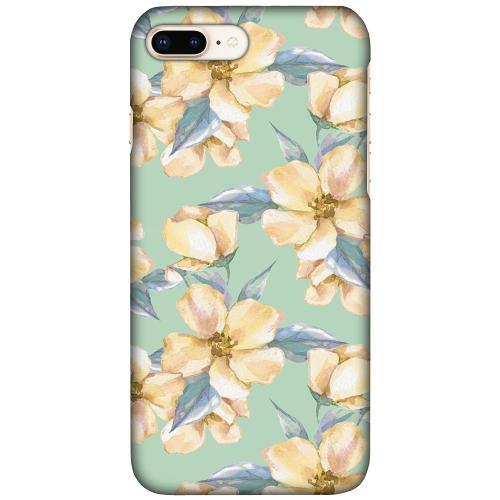 Apple iPhone 7 Plus LUX Mobilskal (Matt) Waterproof Flowers