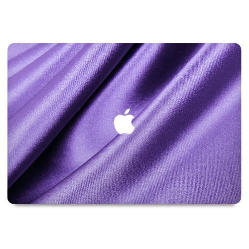 """MacBook 12"""" Skin Silky Lavendel"""
