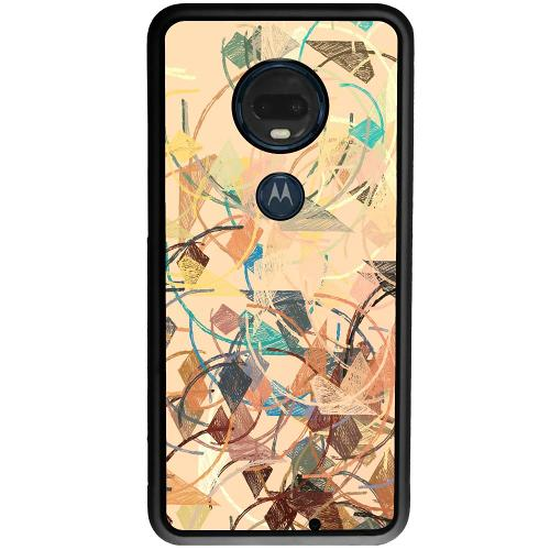 Motorola Moto G7 Plus Mobilskal Colourful Expectations