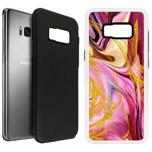 Samsung Galaxy S8 Duo Case Svart Impulsive Changes