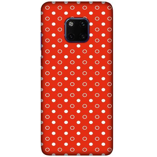 Huawei Mate 20 Pro LUX Mobilskal (Matt) Dots and Tags