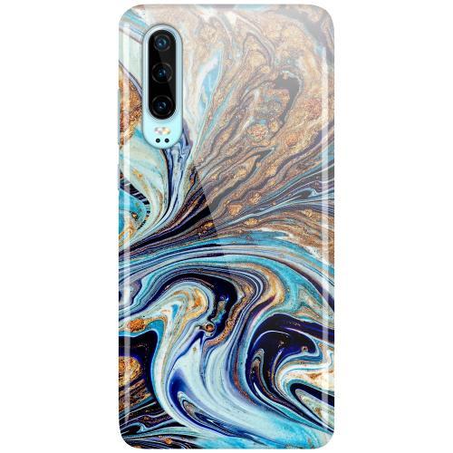 Huawei P30 LUX Mobilskal (Glansig) Timeslip