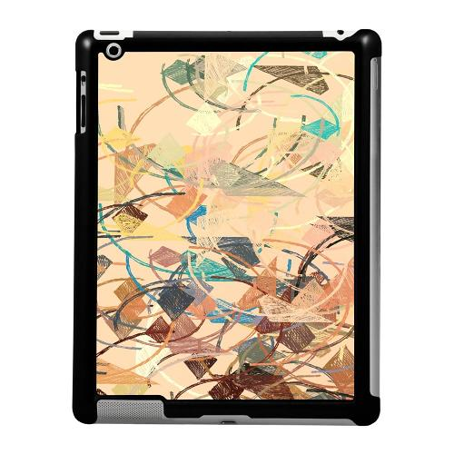 Apple iPad 2/3/4 Skal Colourful Expectations