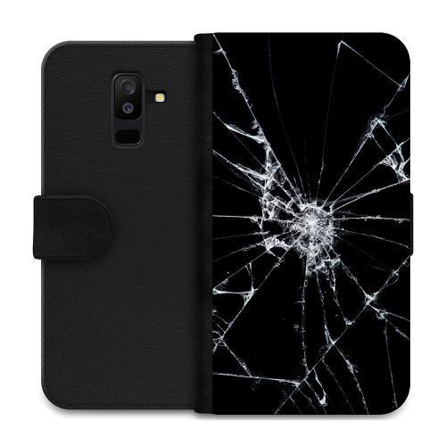 Samsung Galaxy A6 Plus (2018) Plånboksfodral Crushed Hope