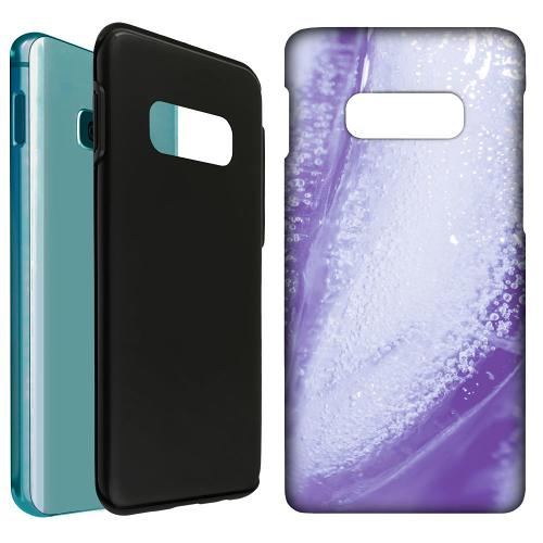 Samsung Galaxy S10e LUX Duo Case Glacial Lavendel