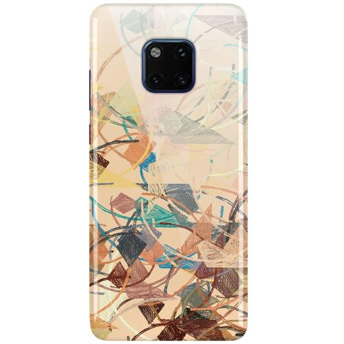 Huawei Mate 20 Pro LUX Mobilskal (Glansig) Colourful Expectations