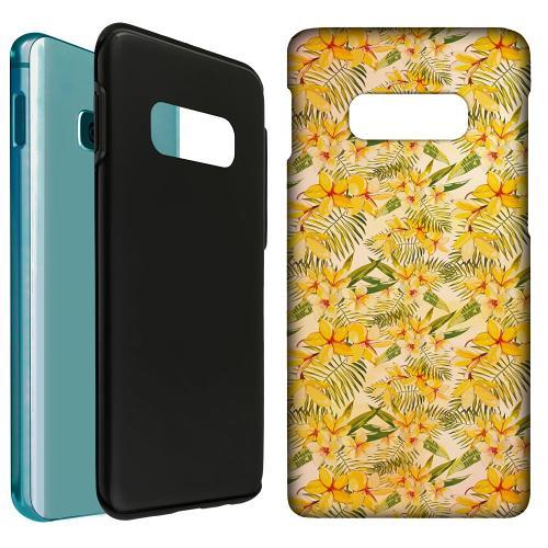 Samsung Galaxy S10e LUX Duo Case Simple Serenity