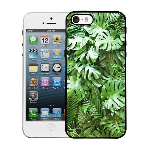 Apple iPhone 5 / 5s / SE Mobilskal Green Conditions