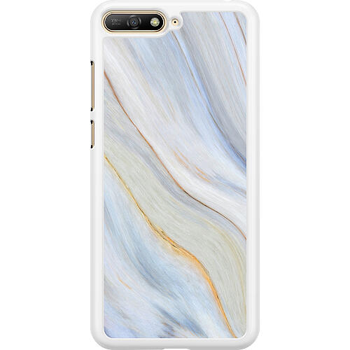 Huawei Y6 (2018) Hard Case (White) Resting River