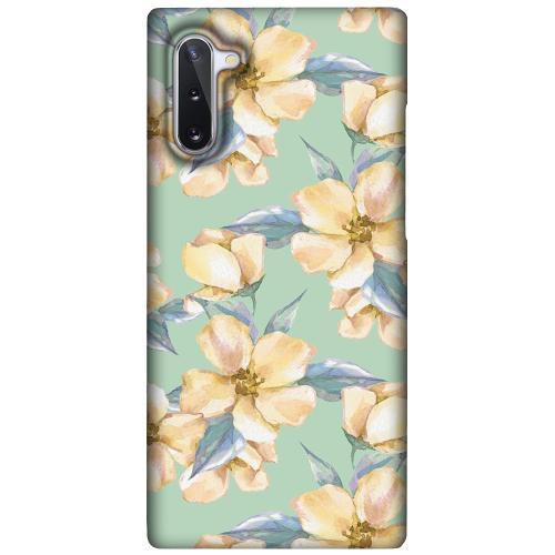 Samsung Galaxy Note 10 LUX Mobilskal (Matt) Waterproof Flowers