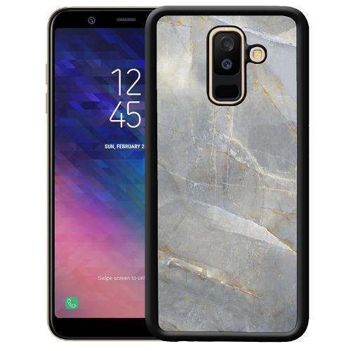 Samsung Galaxy A6 Plus (2018) Mobilskal Coarse Stone
