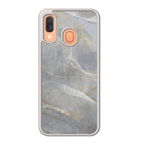 Samsung Galaxy A40 Mobilskal Coarse Stone