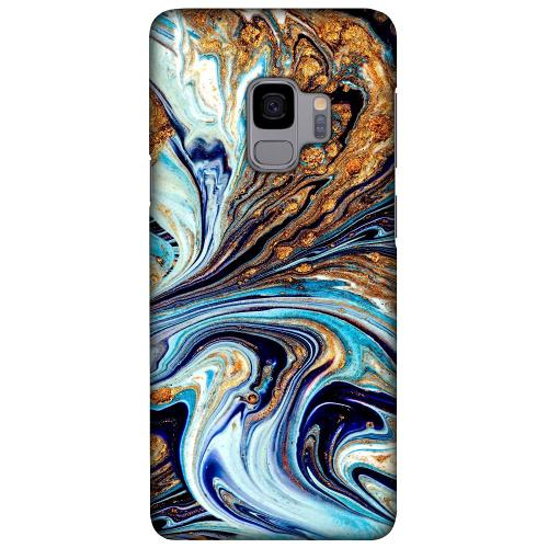 Samsung Galaxy S9 LUX Mobilskal (Matt) Timeslip