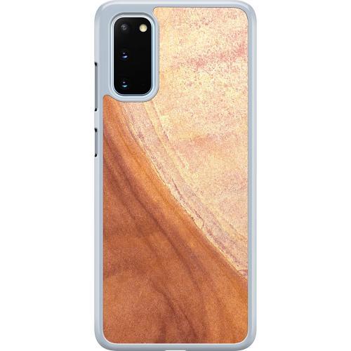 Samsung Galaxy S20 Hard Case (Transparent) Microscopic Prospect