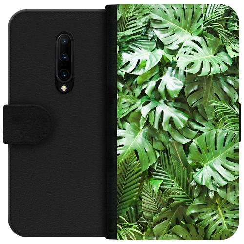 OnePlus 7T Pro Plånboksfodral Green Conditions