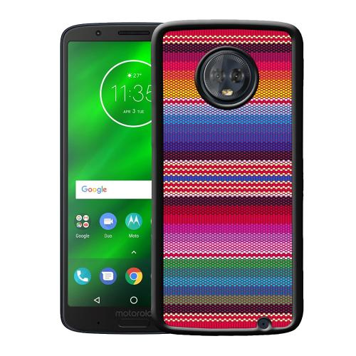 Motorola Moto G6 Plus Mobilskal Vivid Tapestry