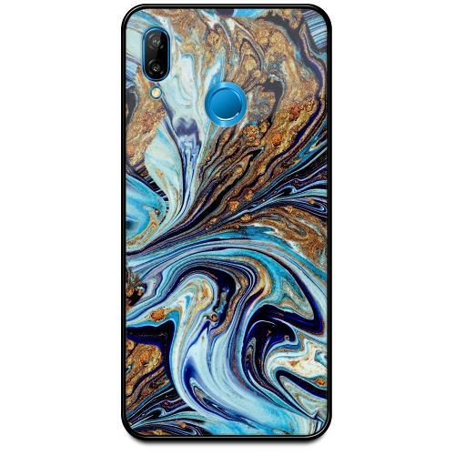 Huawei P20 Lite Mobilskal med Glas Timeslip