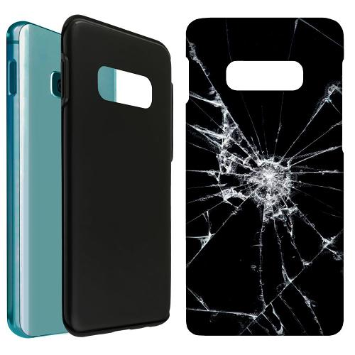 Samsung Galaxy S10e LUX Duo Case Crushed Hope