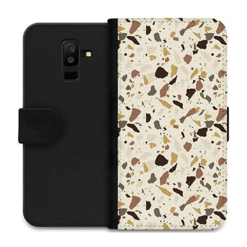 Samsung Galaxy A6 Plus (2018) Plånboksfodral It's Tile