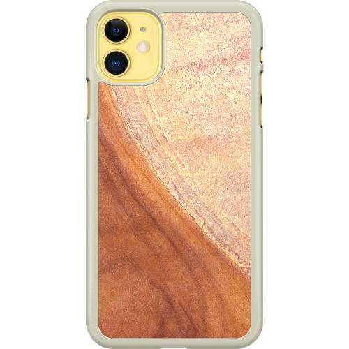 Apple iPhone 11 Hard Case (Transparent) Microscopic Prospect