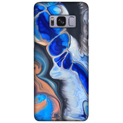 Samsung Galaxy S8 LUX Mobilskal (Matt) Pure Bliss