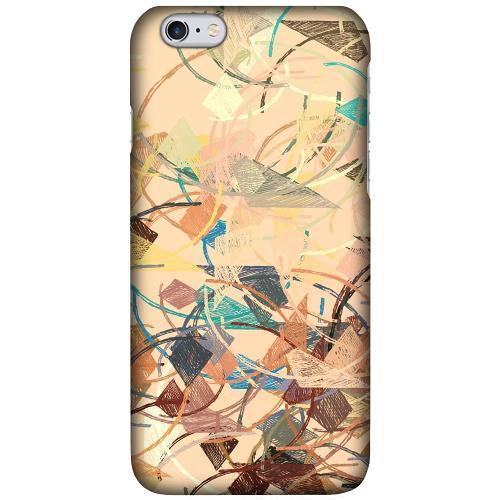 Apple iPhone 6 Plus / 6s Plus LUX Mobilskal (Matt) Colourful Expectations