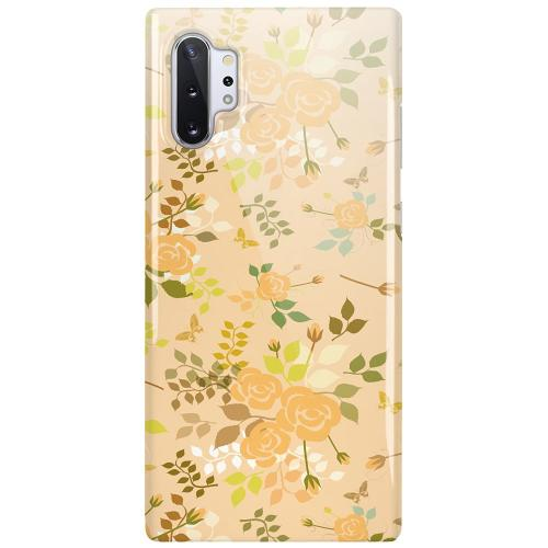 Samsung Galaxy Note 10 Plus LUX Mobilskal (Glansig) Flowery Tapestry