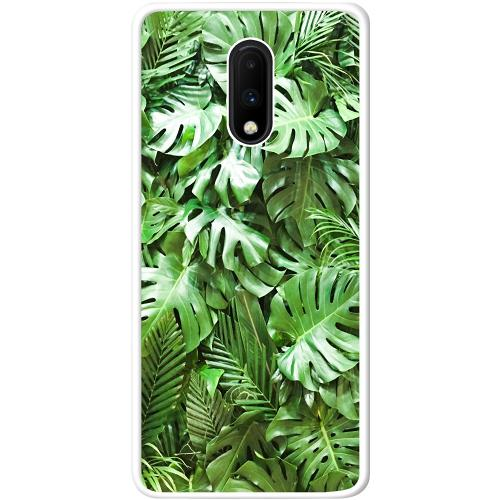 OnePlus 7 Mobilskal Green Conditions