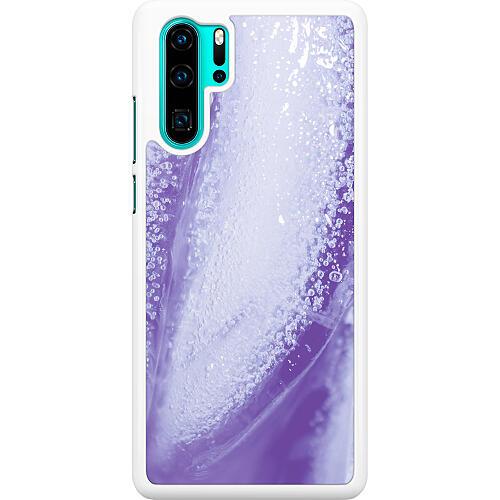 Huawei P30 Pro Hard Case (White) Glacial Lavendel
