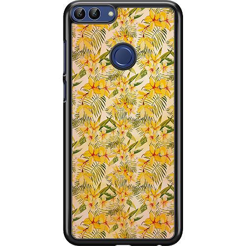 Huawei P Smart (2018) Hard Case (Black) Simple Serenity
