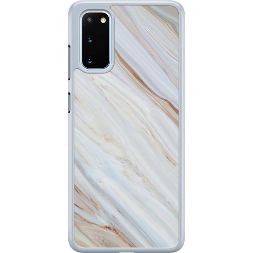 Samsung Galaxy S20 Hard Case (Transparent) Downstream