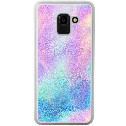 Samsung Galaxy J6 (2018) Mobilskal Frosted Lavender