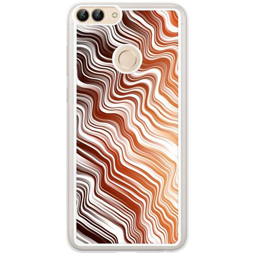 Huawei P Smart (2018) Mobilskal Distorted Soundwaves
