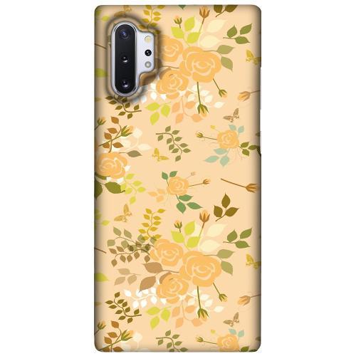 Samsung Galaxy Note 10 Plus LUX Mobilskal (Matt) Flowery Tapestry